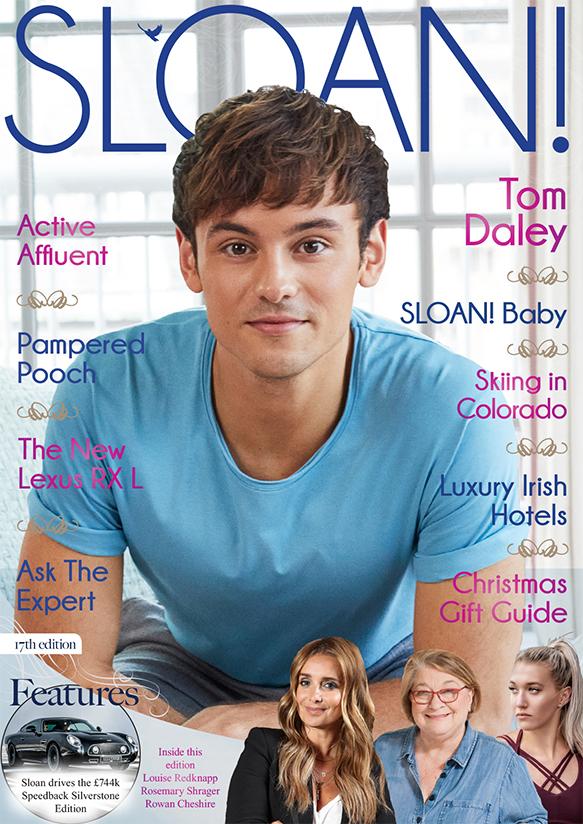 Sloan Magazine Cover